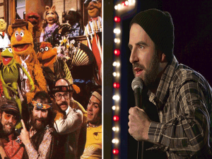 Of Muppets and Men with comedian Jon Schabl
