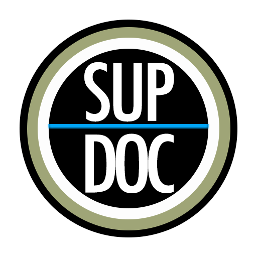 Sup Doc Podcast Logo