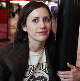 Ep 45 WEINER with comedian/writer Megan Koester