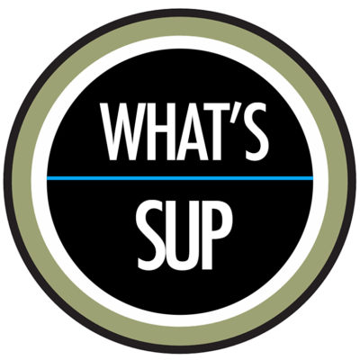 What's Sup Stops Making Sense