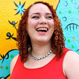 Ep 56 INTERVIEW WITH A SERIAL KILLER with comedian Allison Mick