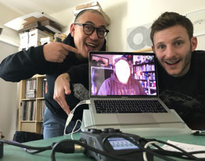 Ep 110 Sup Doc - Leaving Neverland with comedian Chris Martin